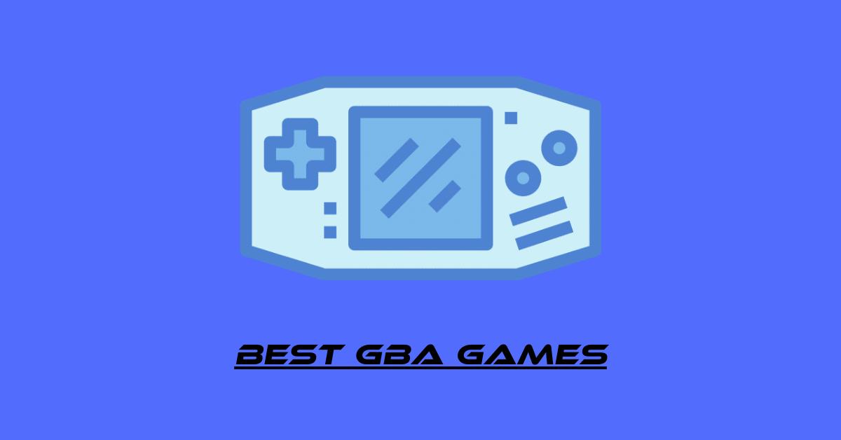 12 mejores juegos de GBA de todos los tiempos