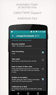 linaje Downloader Captura de pantalla premium