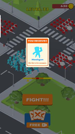 Choque de pandillas