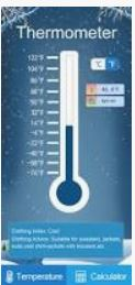 Las mejores aplicaciones de termómetro para iPhone