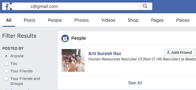 facebok-search