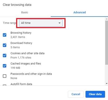 qué hacer cuando los archivos adjuntos de correo electrónico no se descargan