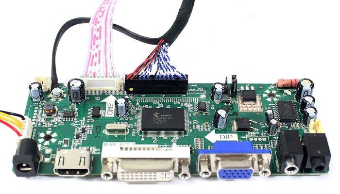 Panel de control portátil