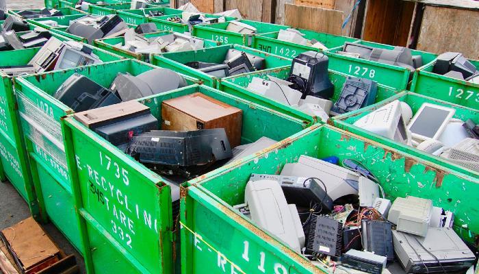 Reciclaje portátil