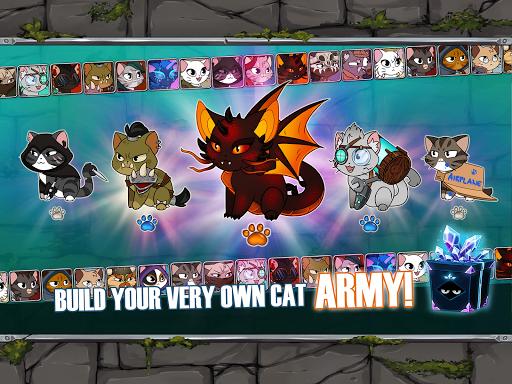 Gatos del castillo (no publicados)
