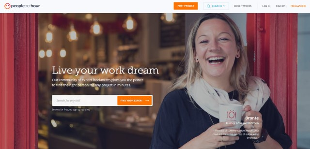 PeoplePerHou - Los mejores sitios web independientes