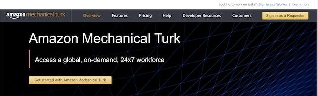 Amazon  Turco mecánico