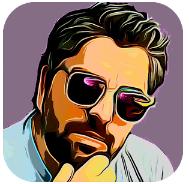La mejor aplicación de fotos para dibujos animados de Android
