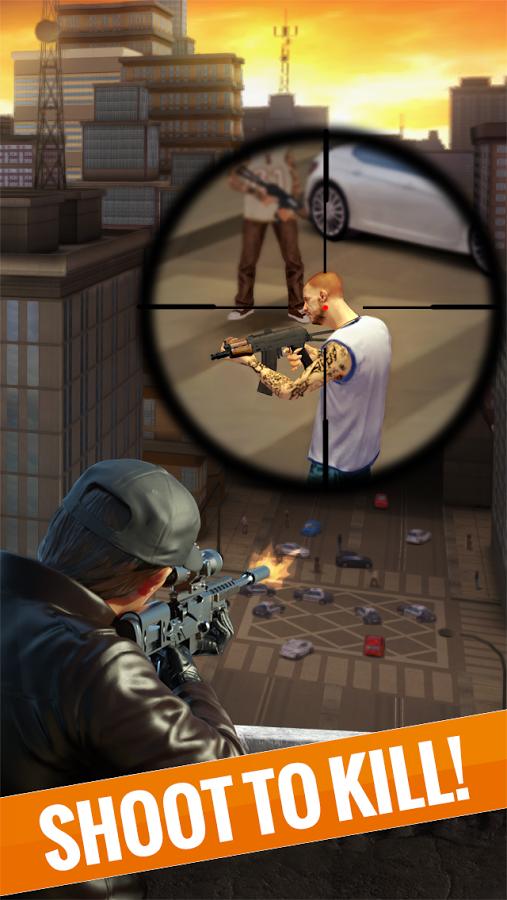 Juegos gratis de Sniper 3D Assassin 1-1
