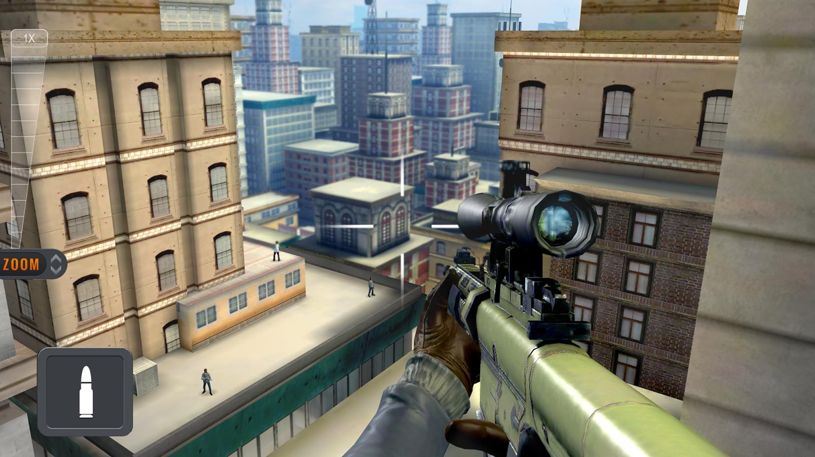 Juegos gratis de Sniper 3D Assassin 1-5
