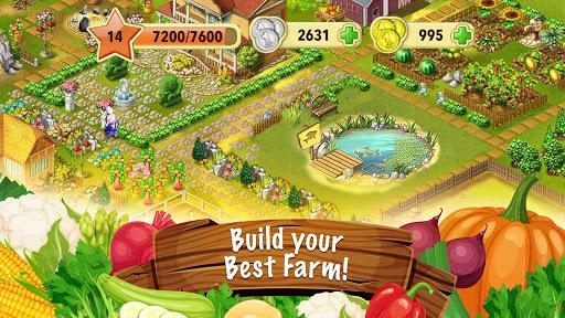 Jane's Farm: juego interesante