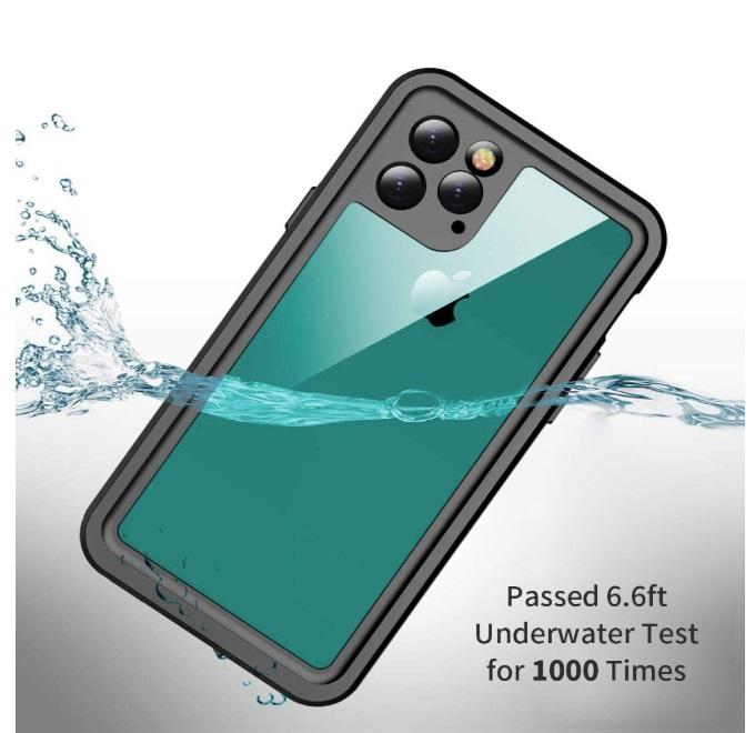 Garco - fundas impermeables para iPhone 11 Pro