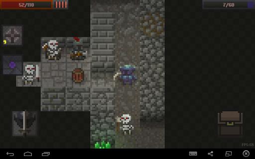 Cuevas (Roguelike)