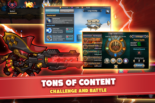 Raid the Dungeon: Idle RPG Heroes AFK o Tap Tap