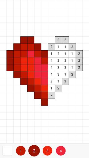 Sandbox - Colorear por números para colorear