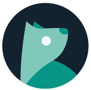 Logotipo de Evie Launcher