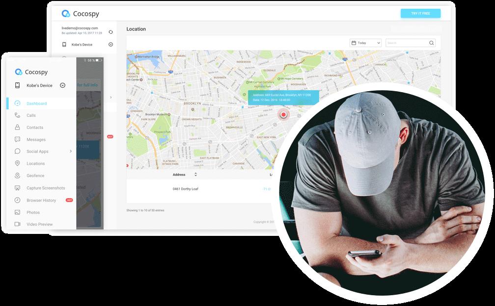 Cómo rastrear la ubicación de alguien por número