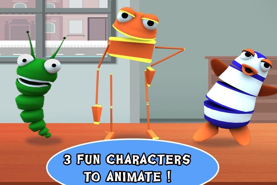 Animate Me! aplicación