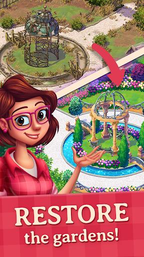 Jardín de lirio