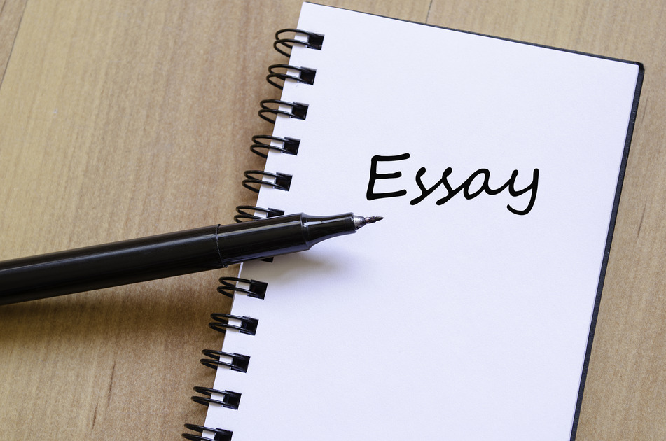 Es importante escribir un ensayo impecable.