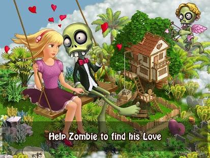 Captura de pantalla de Zombie Castaways