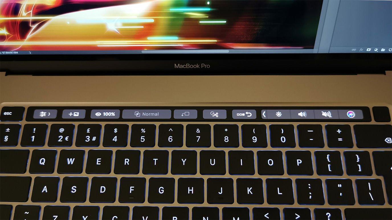 16  Pulgadas teclado MacBook Pro