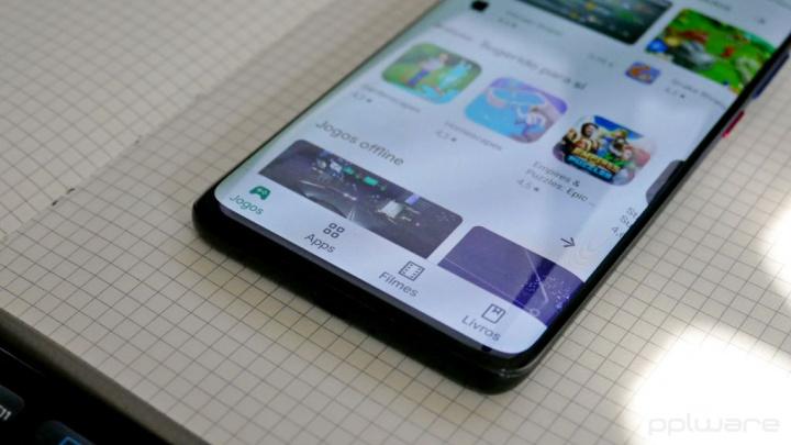 Imagen de la plataforma de Google para que el usuario elija un juego