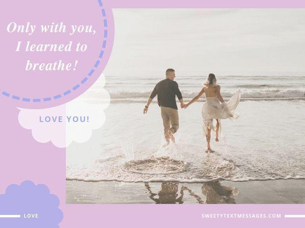 SMS cortos y románticos para confesar tu amor a una chica