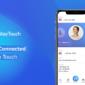 Aplicación móvil StayTouch: una red empresarial inteligente