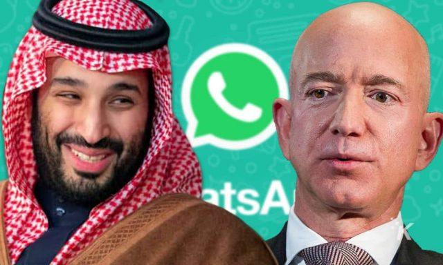 Así es como un video de WhatsApp ayudó a hackear a Jeff Bezos