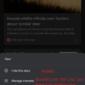Cómo administrar Discover Interests en Android