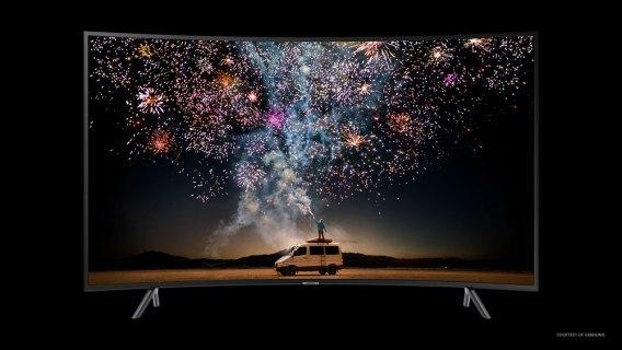 Cómo apagar el volumen del televisor Samsung sin control remoto