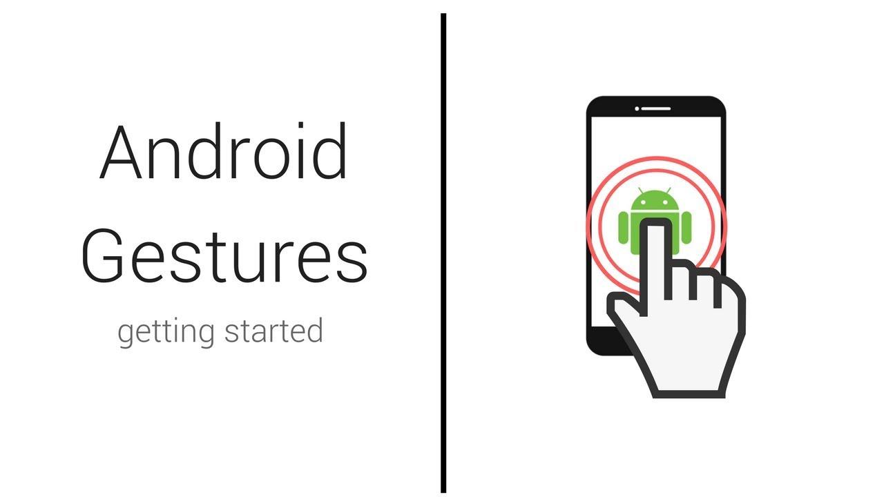 Cómo hacer gestos en Android 9