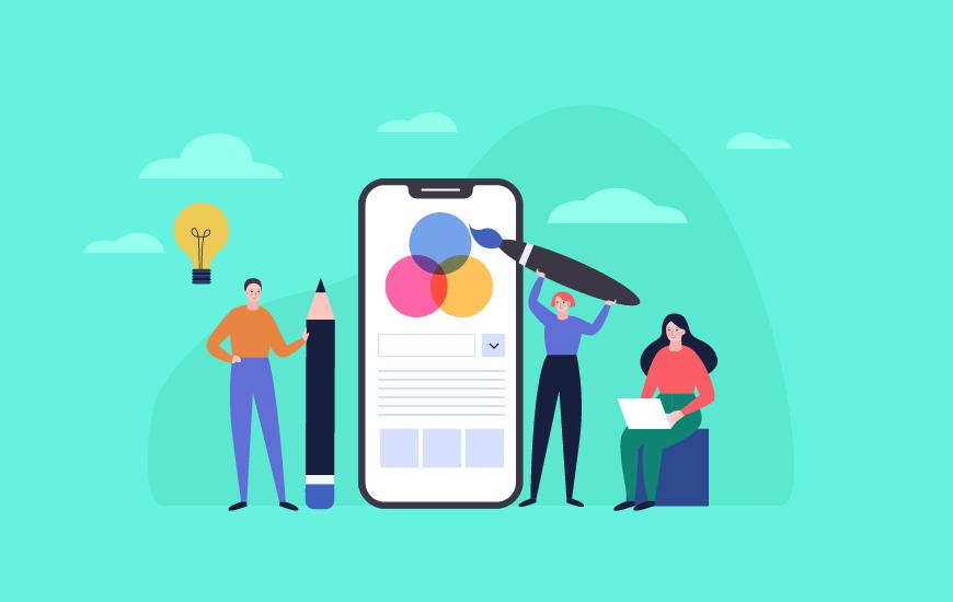 Mẹo thiết kế ứng dụng di động cho người mới (cập nhật) 3