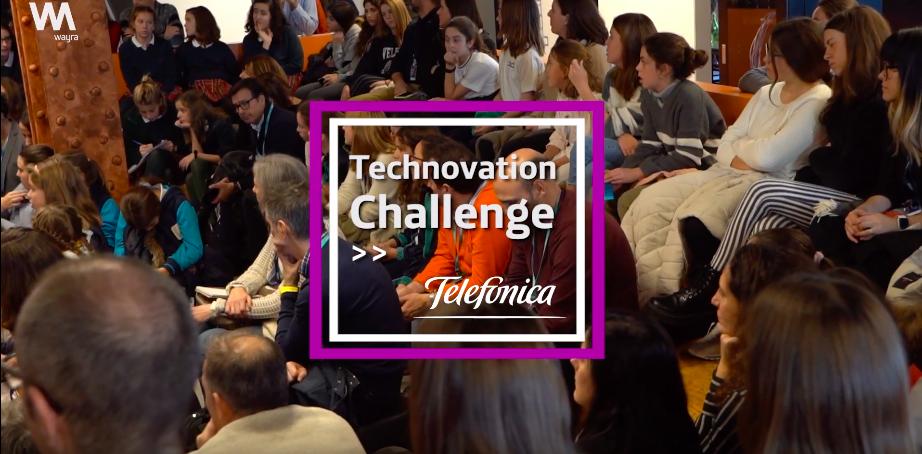 Despierta llamadas de STEM a través del juego en el equipo de Technovation Telefónica