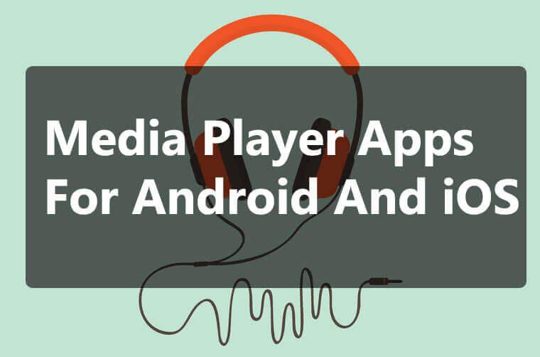 Aplicaciones de reproductor multimedia