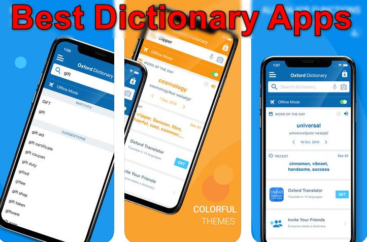 Las mejores aplicaciones de diccionario