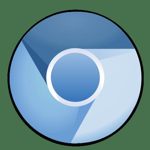 Logotipo de Edge Chromium