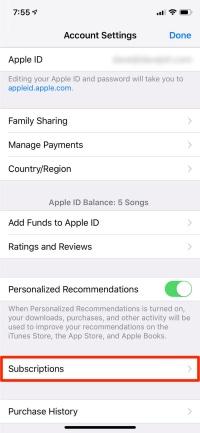 Pandora iTunes