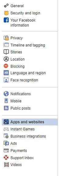 encontrar un perfil de Zoosk en Facebook