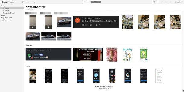 Cómo acceder a las fotos de iCloud desde Windows