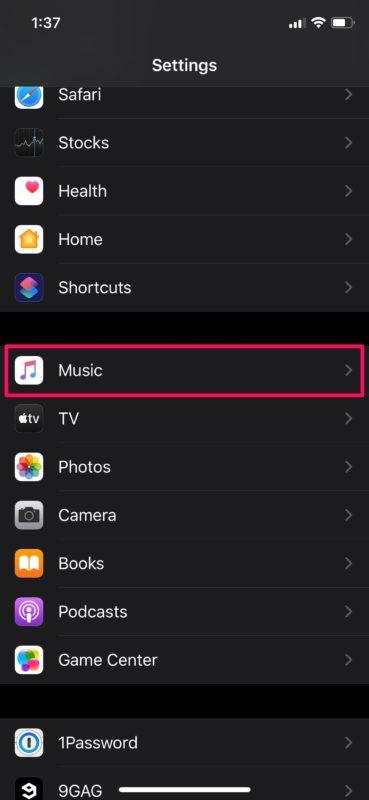 Cómo descargar automáticamente Apple Canciones de música en iPhone