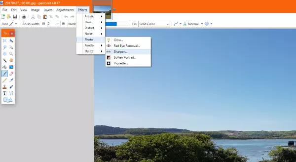 Ako opraviť Pixelated fotografie a obrázky 3