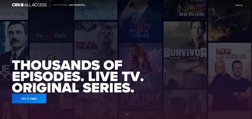 CBS Tam Erişim Ticari-Ücretsiz olarak nasıl değiştirilir Amazon 1