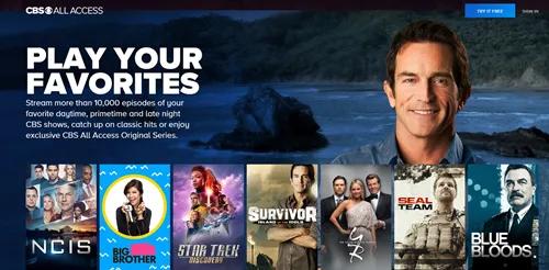 CBS Tam Erişim Ticari-Ücretsiz olarak nasıl değiştirilir Amazon 2