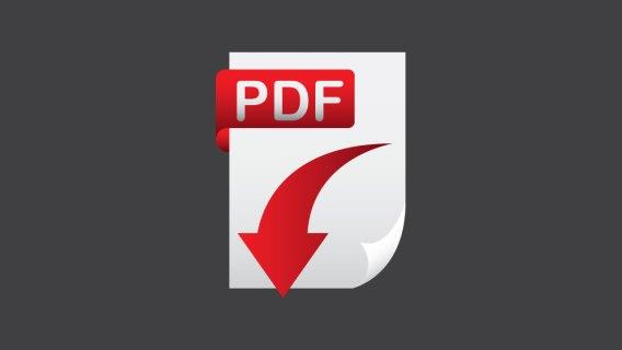 ¿Qué lectores de PDF están en modo oscuro?