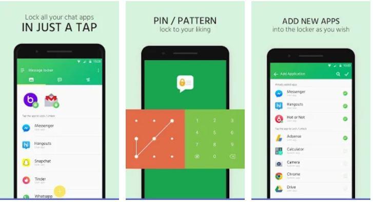De bästa sms-applikationerna för Android / iPhone