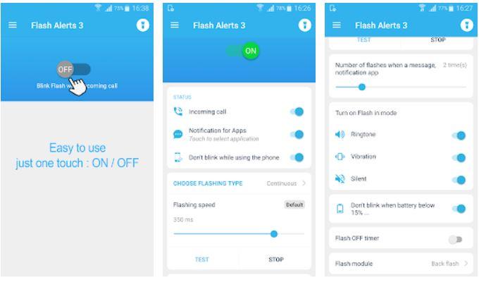 De bästa Android / iPhone missade samtalsvarsprogrammen