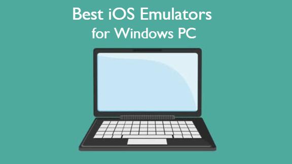 Bästa iOS-emulator för Windows PC