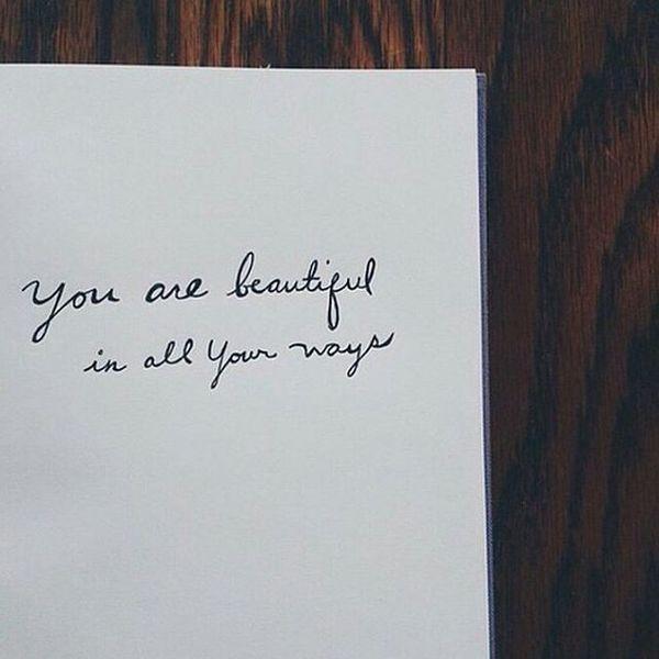 Tus hermosas citas 9